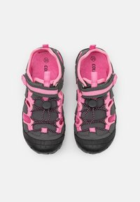 Color Kids - TOE CAP UNISEX - Walking sandals - morning glory - 3