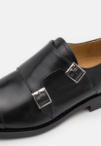 Cordwainer - CLYDE - Slip-ons - black - 5