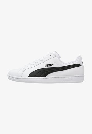 SMASH L - Matalavartiset tennarit - white/black