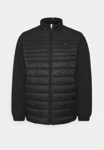 TECH MIX MED STAND  - Light jacket - black