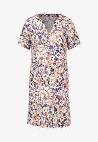 Gerry Weber Casual - Day dress - rot/orange/blau multicolor - 4