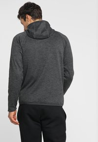 The North Face - Fleece jacket - dark grey heather - 2