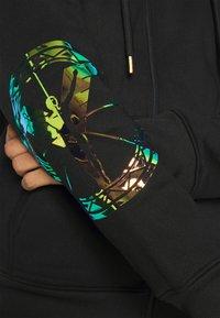 Carlo Colucci - UNISEX - Zip-up sweatshirt - black - 4