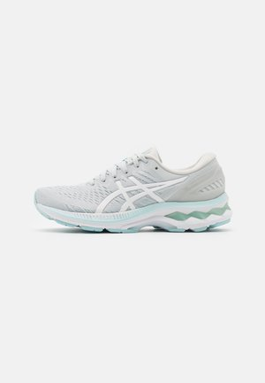 GEL-KAYANO 27 - Chaussures de running stables - glacier grey/white