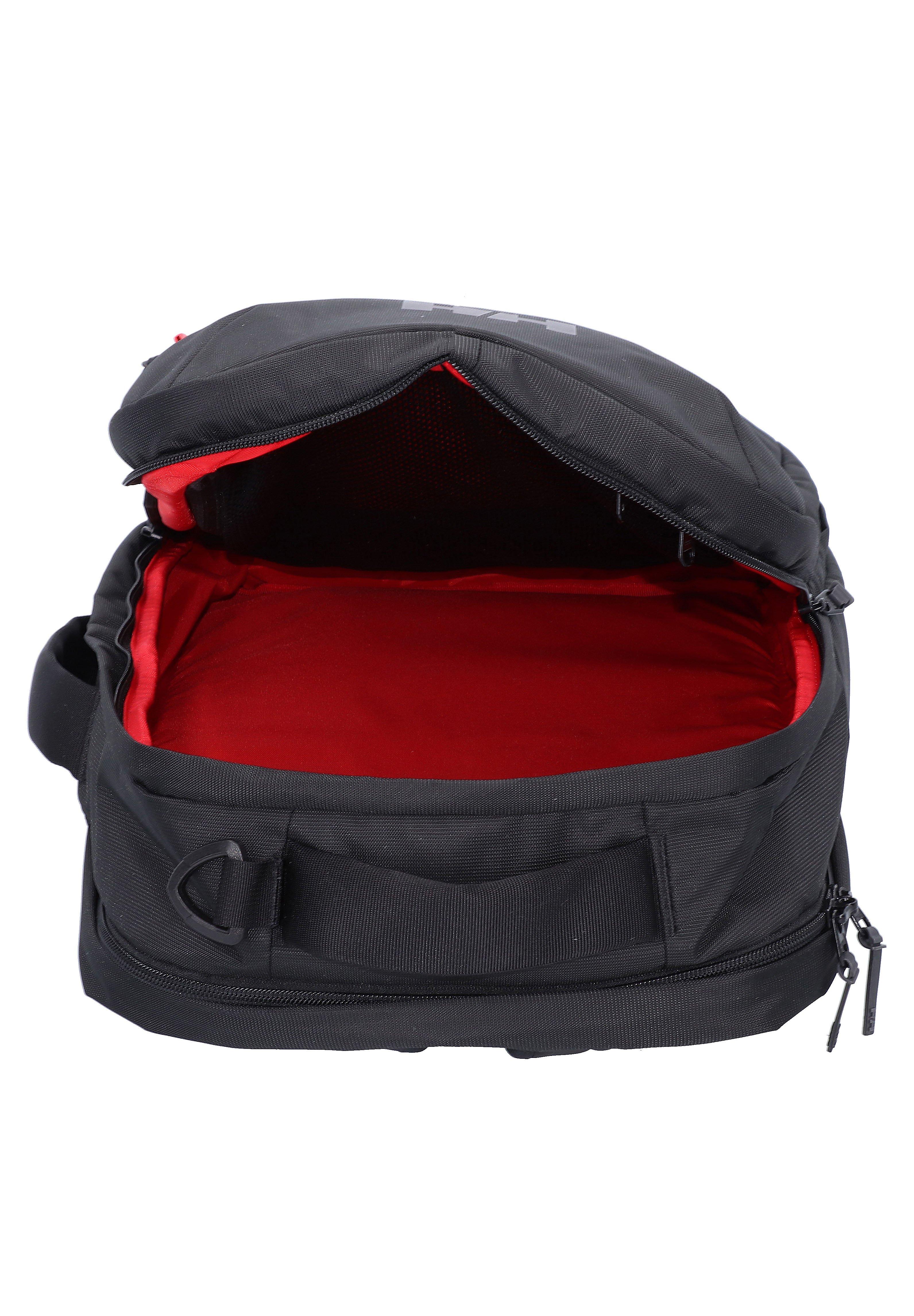 Helly Hansen Sport Expedition Laptopfach - Tagesrucksack Black/schwarz