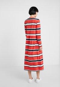 Libertine-Libertine - ZINK - Jersey dress - red stripe - 2
