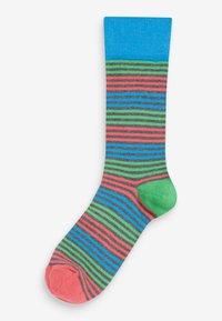 Next - Pack of: 5  - Socks - blue - 7