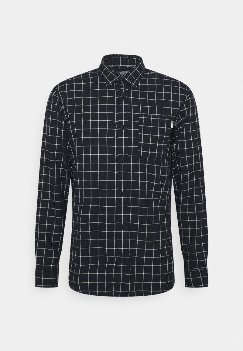 Jack & Jones - JCOARIZONA ONE POCKET - Camisa - navy blazer