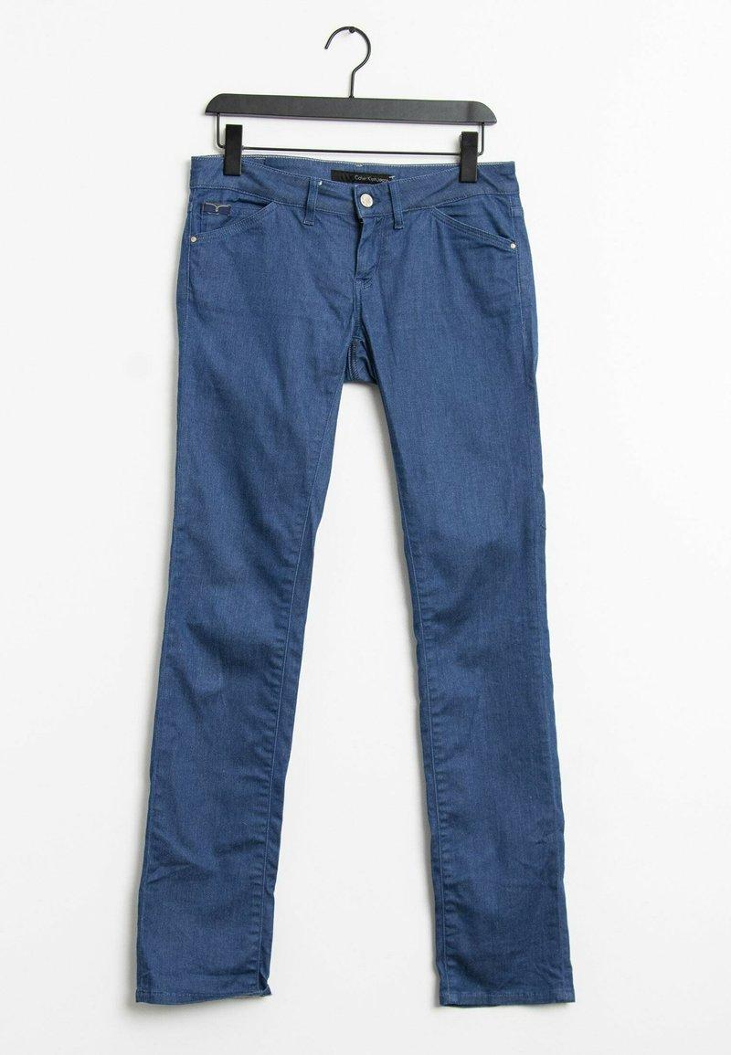 Calvin Klein - Straight leg jeans - blue