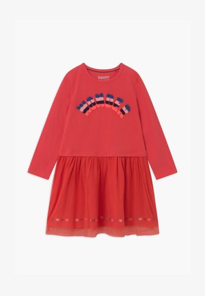 KID - Jersey dress - red