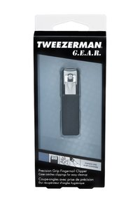 Tweezerman - GEAR PRECISION GRIP FINGERNAIL CLIPPER - Nail tool - - - 2
