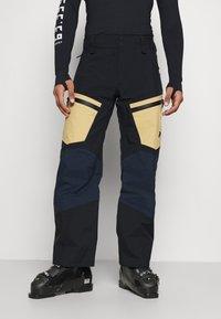 Peak Performance - GRAVITY PANT - Snow pants - blue shadow - 0