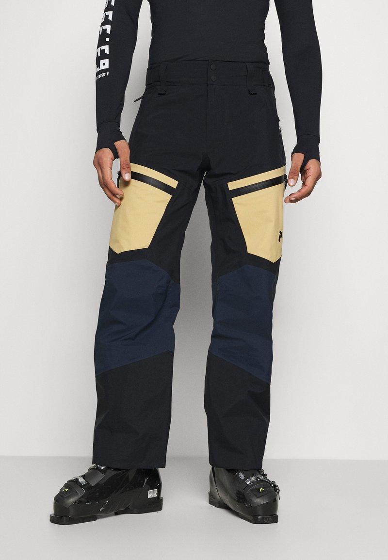 Peak Performance - GRAVITY PANT - Snow pants - blue shadow