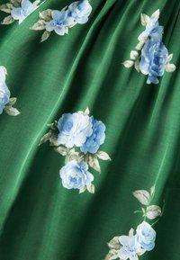 IVY & OAK - PUFFY DRESS MIDI - Day dress - green - 5