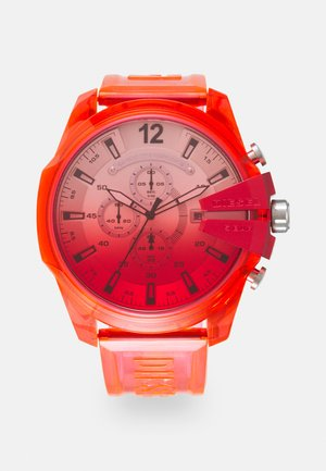 MEGA CHIEF - Chronograph watch - red
