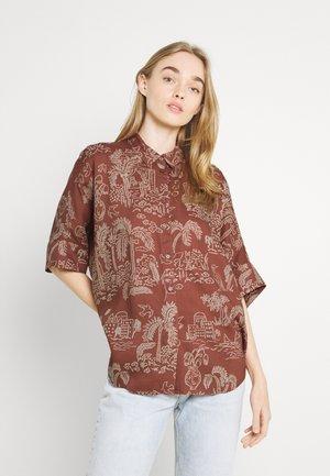 LUCA BLOUSE - Camisa - summer in france