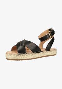 Sansibar Shoes - SANSIBAR - Outdoorsandalen - schwarz 1 - 1