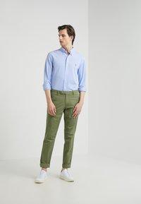 Polo Ralph Lauren - Skjorter - harbor island blue/white - 1