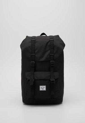 LITTLE AMERICA LIGHT - Mochila - black