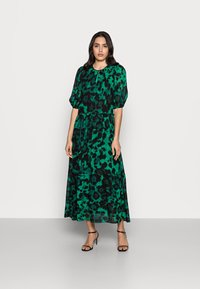 InWear - YASMEEN LONG DRESS - Maxi dress - green - 0