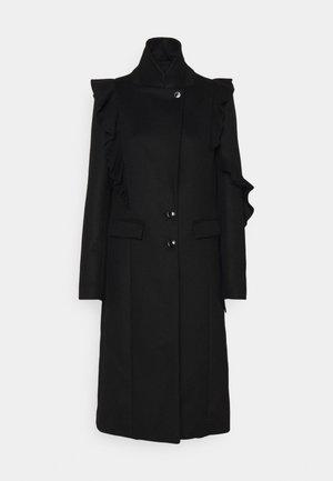 CAPPOTTO - Klasický kabát - nero