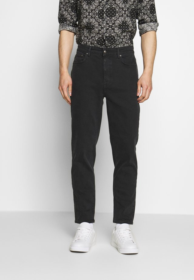 BEN - Relaxed fit jeans - charcoal