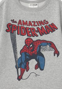 GAP - BOYS SPIDERMAN CREW - Bluza - light heather grey - 2