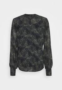 Bruuns Bazaar - DRAW MEG - Button-down blouse - haze - 4