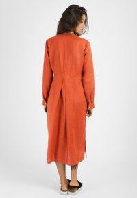 mint&mia - Shirt dress - orange - 2