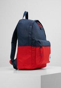 Converse - DAY PACK - Rucksack - red/dark blue - 4