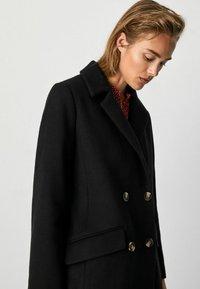 Pepe Jeans - MICA - Classic coat - black - 3