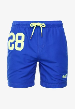 WATERPOLO SWIM - Swimming shorts - racer cobalt