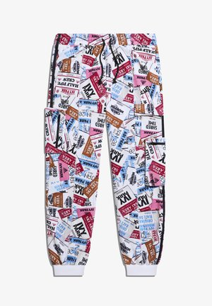 IVY PARK SKI TAG SWEAT PANTS (ALL GENDER) - Tracksuit bottoms - multicolor