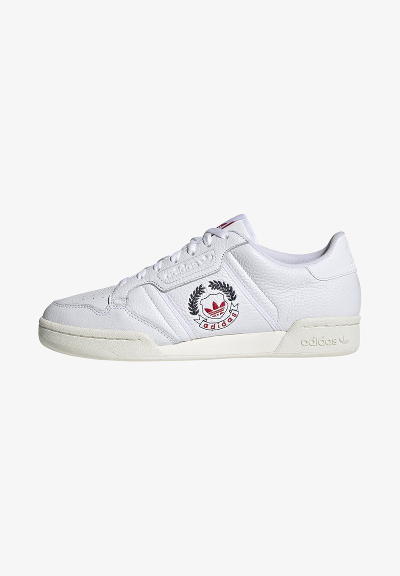 adidas Originals - CONTINENTAL 80 SHOES - Trainers - ftwr white/ftwr white/off white
