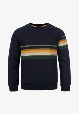 CAS CREWNECK  - Sweater - blauw