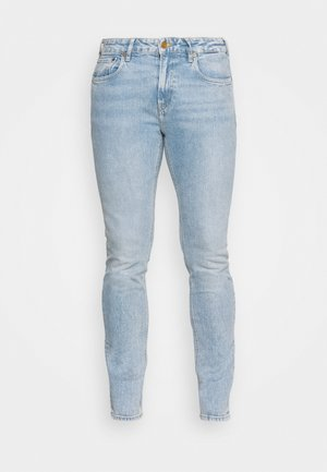 SKIM NEW ISLAND - Slim fit jeans - light-blue denim