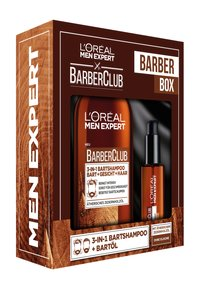 L'Oréal Men Expert - BARBER CLUB STANDARD COFFRET 2 PIECES - Skincare set - - - 3