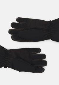 Ziener - LEJANO GLOVE JUNIOR UNISEX - Luffer - black/graphite - 1