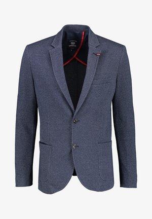 MINIMAL-DESIGN - Blazer jacket - blaumelange