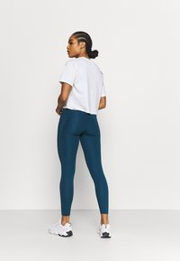 The North Face - MOTIVATION 7/8 POCKET - Tights - monterey blue