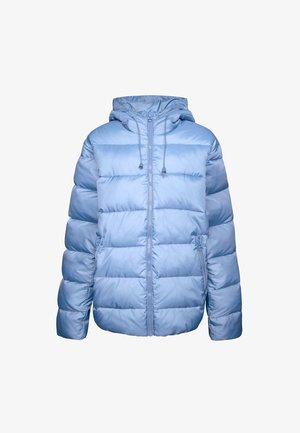 DUA LIPA X PEPE JEANS - Winter jacket - fade blau