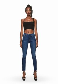 Pepe Jeans - DUA LIPA X PEPE JEANS - Jeans Skinny Fit - denim - 1