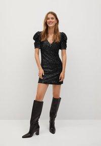 Mango - EINAV-X - Cocktail dress / Party dress - schwarz - 1