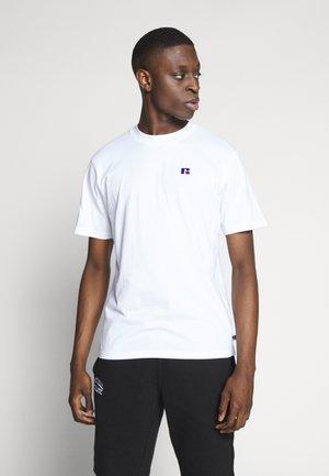 BASELINERS TEE  - Basic T-shirt - white