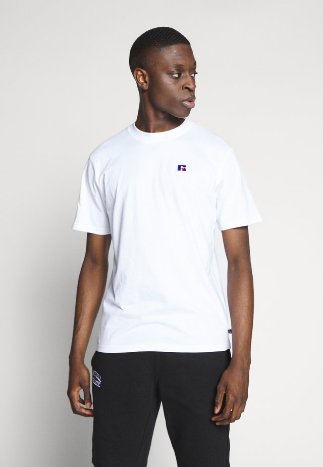 BASELINERS TEE  - T-shirt basic - white