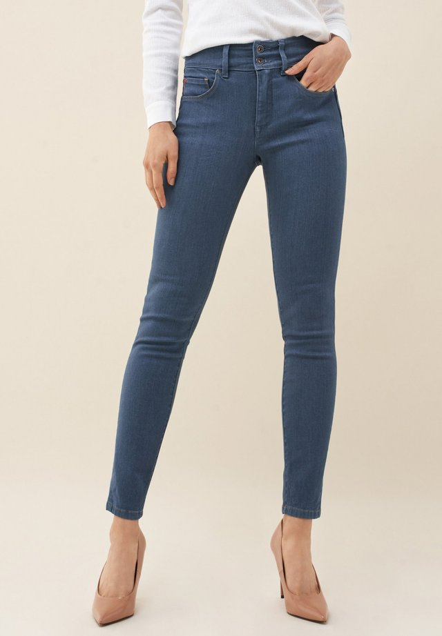 SECRET PUSH IN - Jeans Skinny Fit - blue