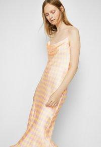 Olivia Rubin - AUBREY - Cocktail dress / Party dress - pink/yellow - 5