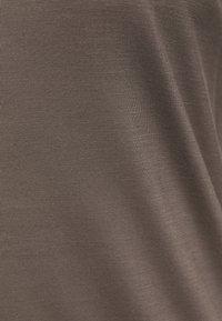 Filippa K - ELENA  TEE - T-shirt basic - dark taupe - 2