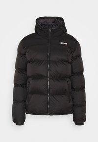 UTAH2 UNISEX - Winter jacket - black