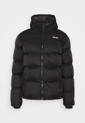 UTAH UNISEX - Winter jacket - black